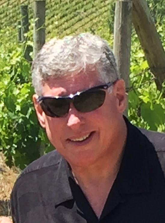 John Cordon in Chianti Tuscany May 2015